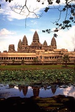 Angkor vat, le temple-montagne